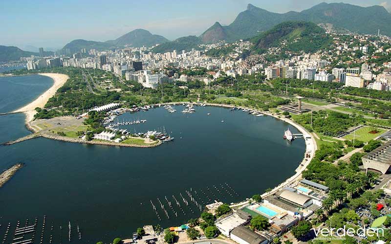 Parque-Flamengode Burle-Marx: Paisajista del Rio Olímpico