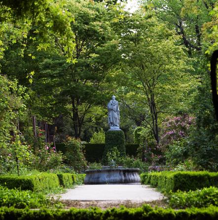 Botánico de Madrid