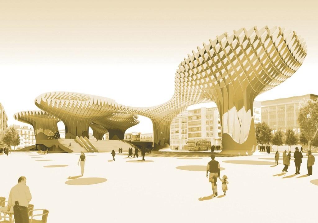 Metropol Parasol, proyecto