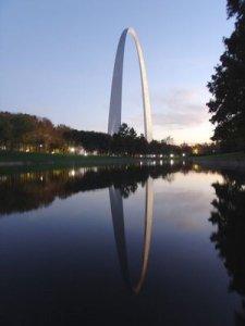Jefferson National Expansion Memorial, St Louis