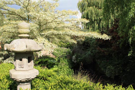 Jardín Japones Regent Park- Londres