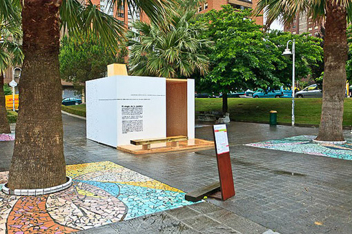 Tercer premio Bilbao Jardín 2011