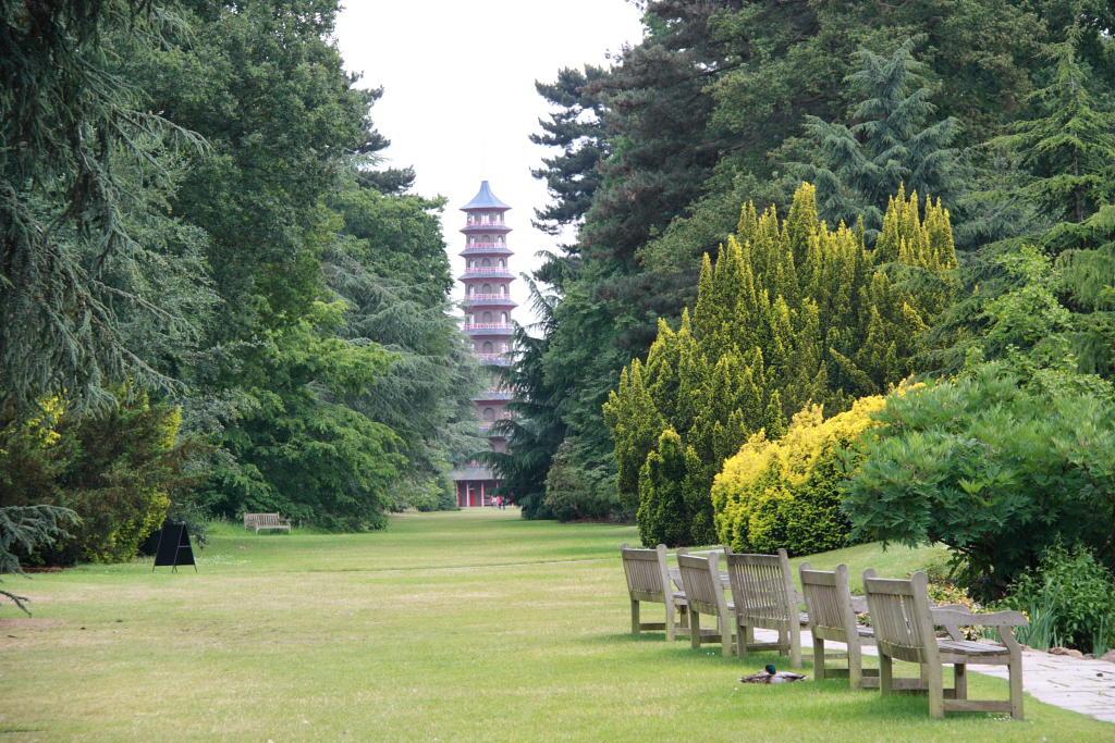Paisajes Patrimonio de la Humanidad: Kew Garden