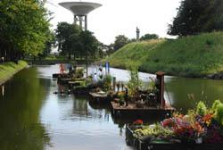 Jardin flotante Suecia 4
