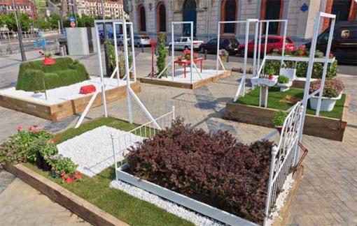 Etxe-Lorea-Bilbao jardín 2011