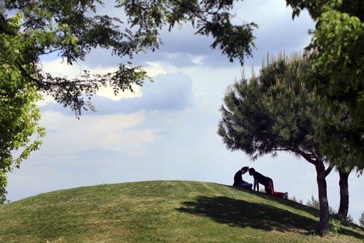 Jardín Palomeras