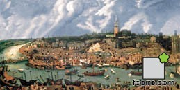 Sevilla S.XVI: Puerto de indias