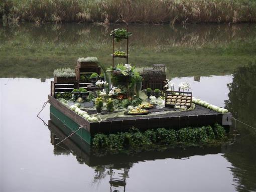 Jardin flotante Suecia 2