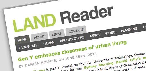 land Reader