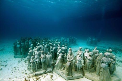 MUSA. Museo de arte subacuatico