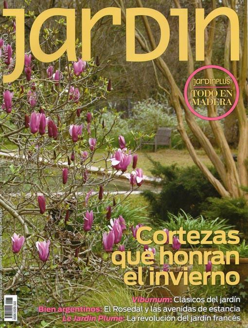 revista Mi jardin