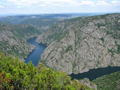Amenazas energéticas contra el paisaje: Ribeira sacra