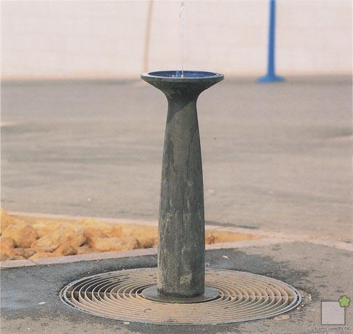 Fuente agua potable Expo92