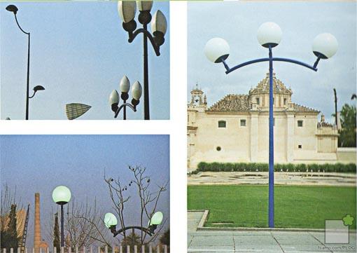 Iluminación Expo92