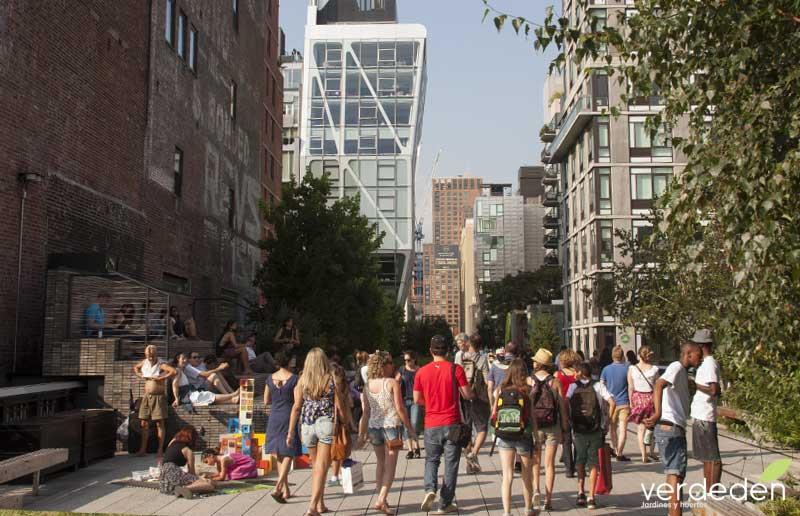 Highline pradera calle 23