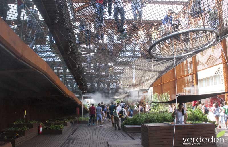 Expo2015 Milano Pabellón de Brasil