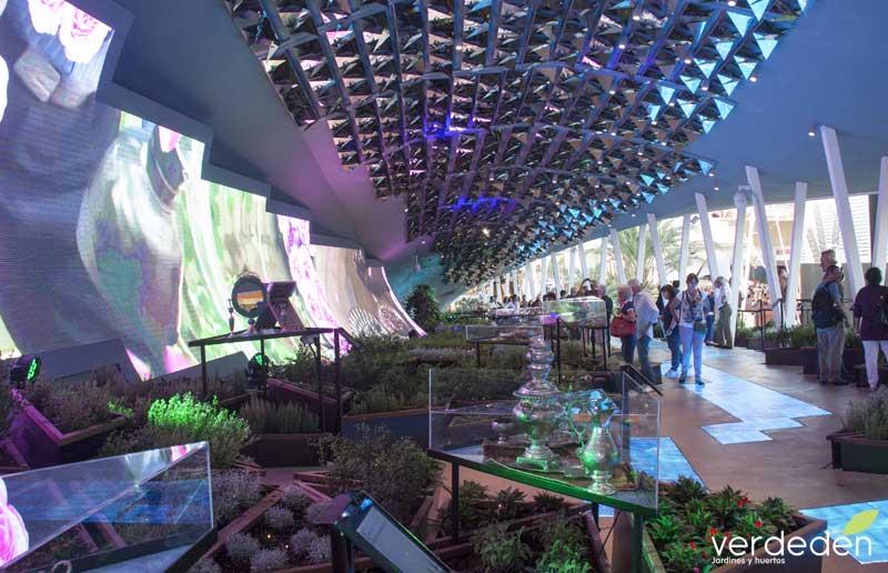 Expo2015 Milano Pabellón de Irán