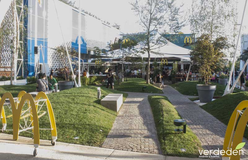 Expo2015 Milano, Mc Donalds