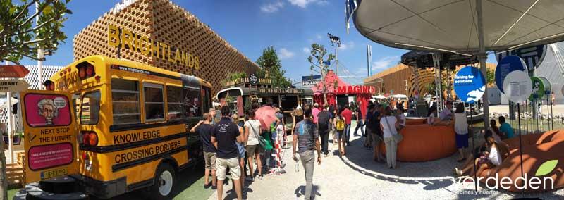 Expo2015 Milan Pabellón de Holanda
