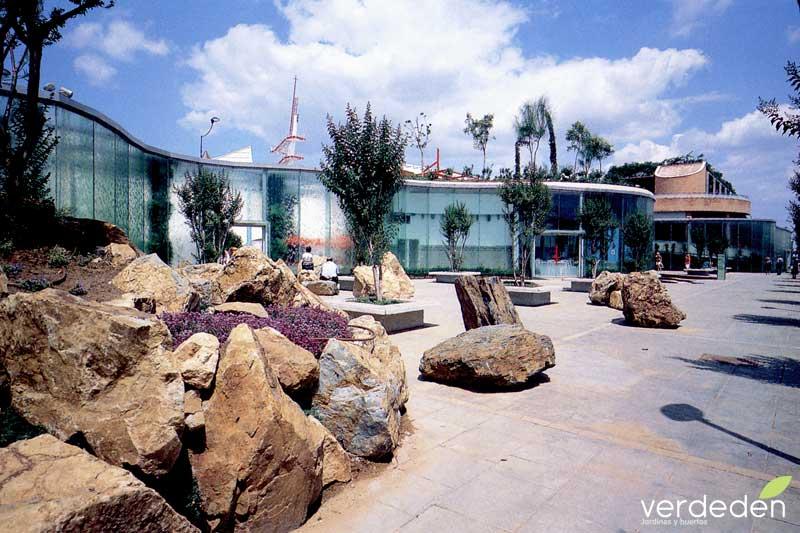 Avenida del Arce - Avenida 5 Expo 92- 25 años de EXPO 92