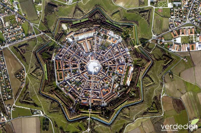 Fortificaciones venecianas de defensa de los siglos XVI al XVII