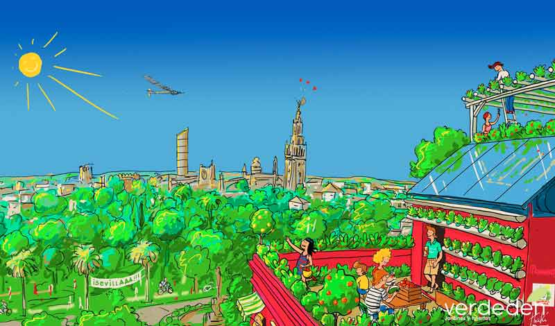 red Sevilla por el clima