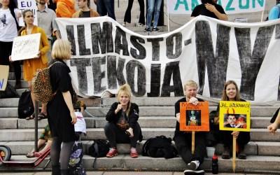 Poteroista kansalaisfoorumiin – nyt tarvitaan yhteistä keskustelua reiluista ilmastotoimista