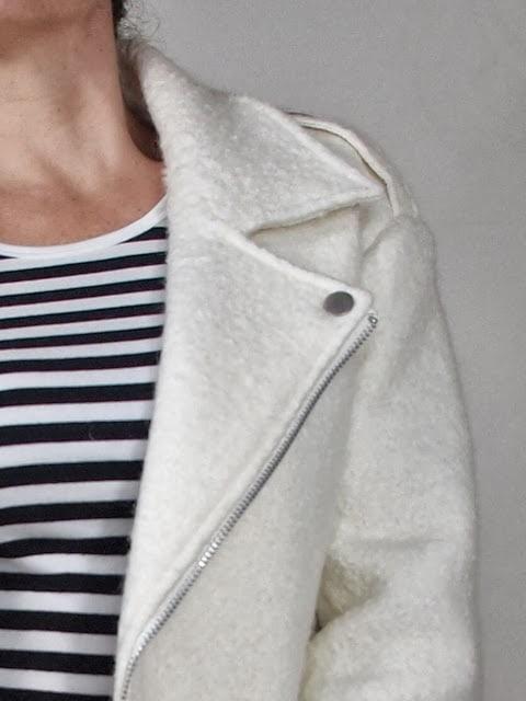 giaccone bianco di Camille Over the Rainbow per Pimkie