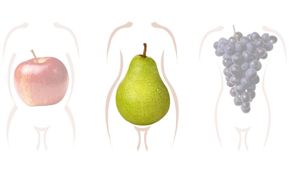 Dimagrire secondo la forma del corpo | la donna pera