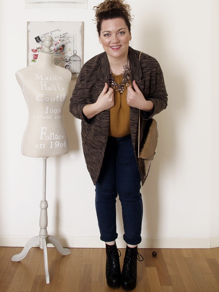 VerdementaBlog outfit curvy giacca H&M-6