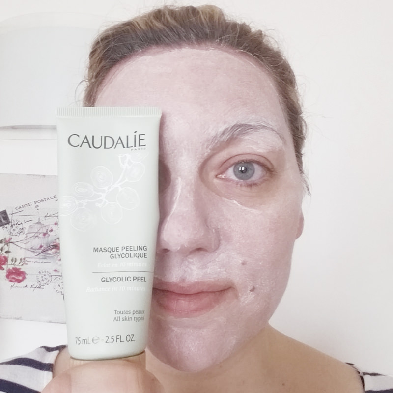 VerdementaBlog-recensione-Caudalie-maschera-peeling-glicolico