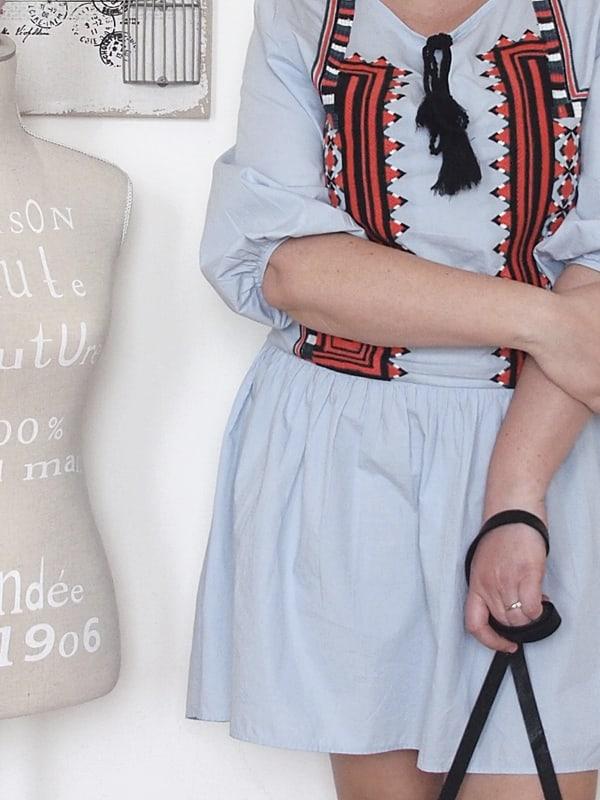 vestito etnico h&m-4