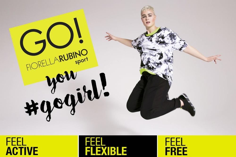 Fiorella Go, la nuova linea activewear di Fiorella Rubino per noi donne curvy e attive!