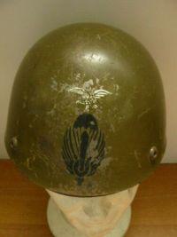militaria storia militare elmetto paracadytista