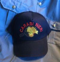 i carabinieri berretto basebal