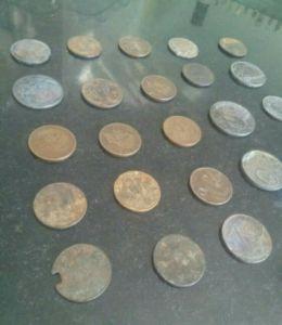 monete dei ventennio