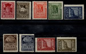 francobolli del ventennio