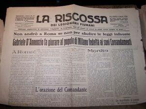 giornali del ventennio