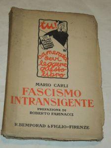 libri del ventennio