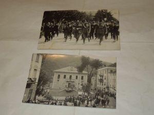 foto del periodo fascista