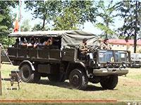 raduno mezzi militari a ternavasso
