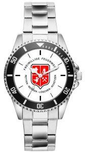 orologi dei pompieri