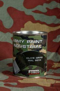 vernice verde militare