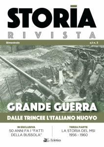 riviste grande guerra