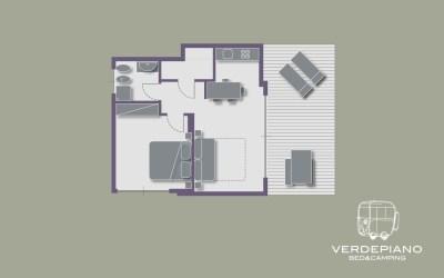Appartamento 1 | Dependance ERIOBOTRYA JAPONICA