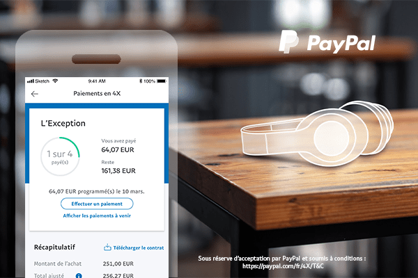 Payments FR 600x400 - PayPal extends 'buy-now-pay-later' to France