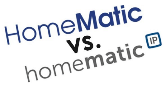 Homematic vs. Homematic IP – Teil 2