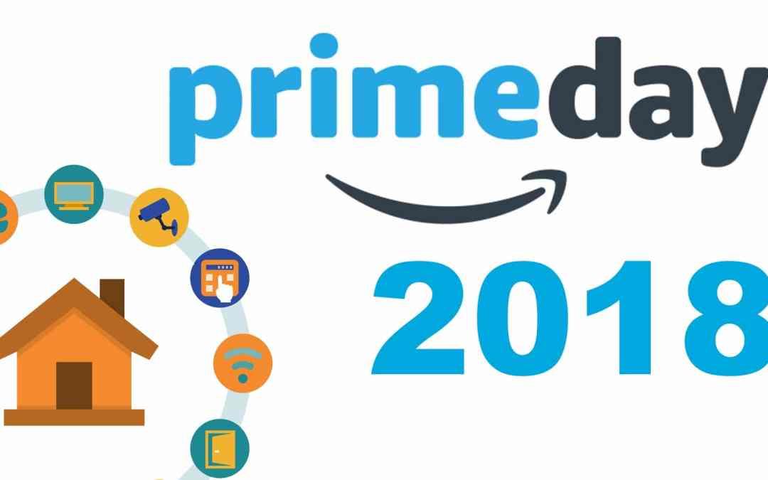 Amazon Prime Day 2018 – Alle SmartHome Angebote auf einen Blick