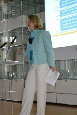Soulution Coaching Silke Mekat Unternehmensberatung für familienbewusste Personalpolitik Silke Mekat Vortrag