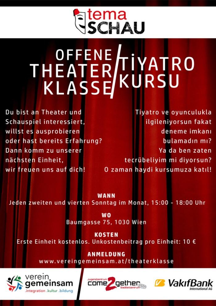 Offene Theaterklasse